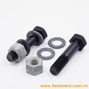 DIN7990 Hexagon Head Bolts With Hexagon Nut For Steel Structures