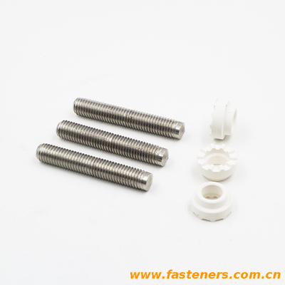 ISO13918 Arc Stud Welding Virtually Fully Threaded Stud - Type MD Welding screw